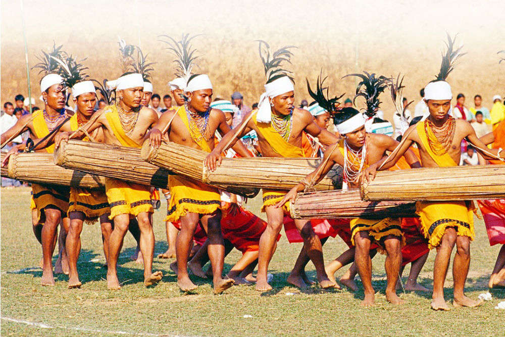 The tribal festivals of Meghalaya