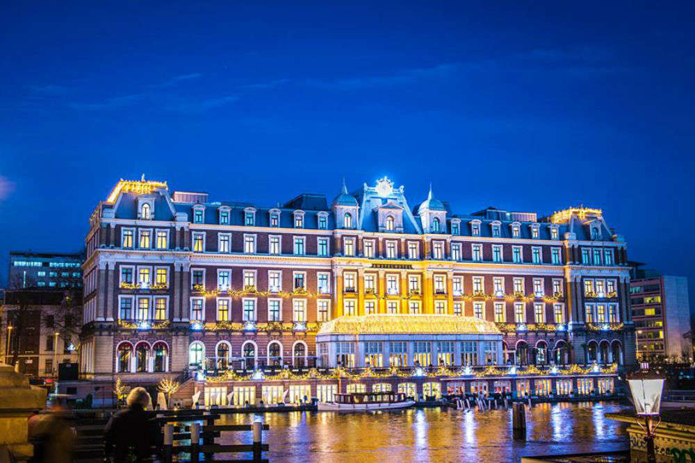 Business or sheer luxury—Amsterdam hotels that are more than just perfect