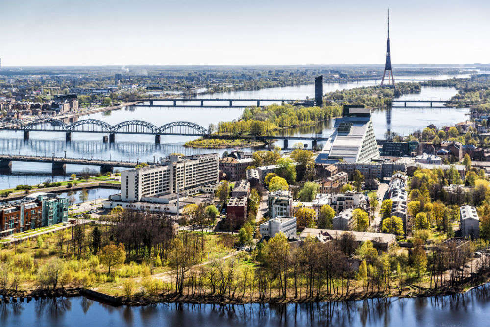 Top ten historical sites in Riga, Latvia