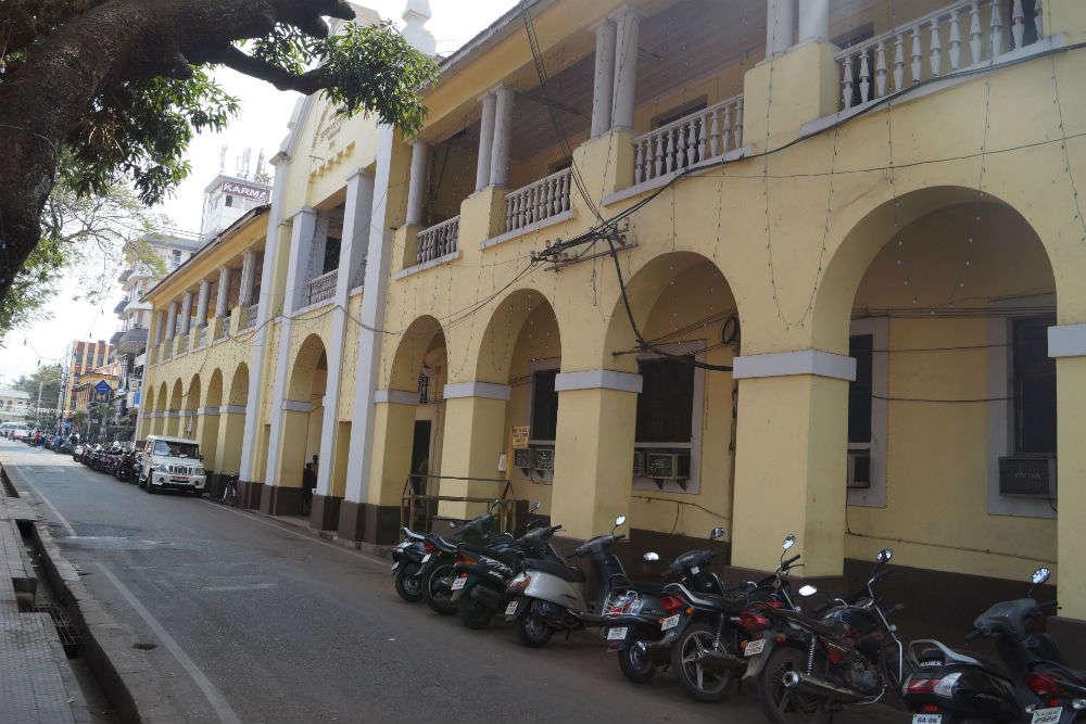 Town Centre—Venue for Viva Carnival Goa