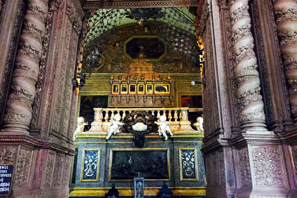 Basilica of Bom Jesus and Professed House of the Jesuits