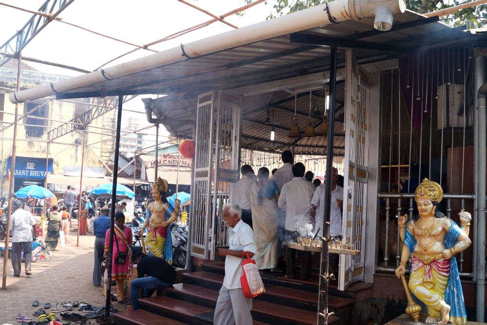 New Market and Damodar Mandir