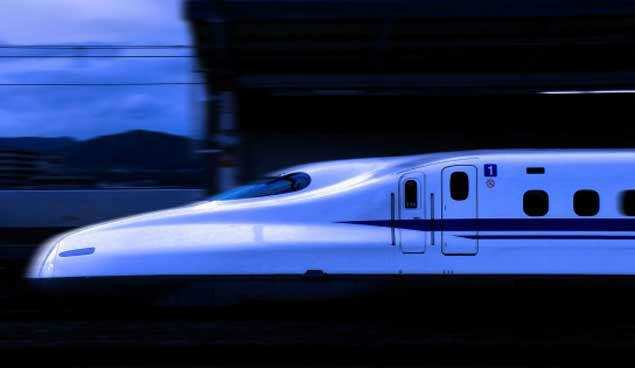 Mumbai-Ahmedabad bullet train to travel under the sea near Thane creek |  India News - Times of India