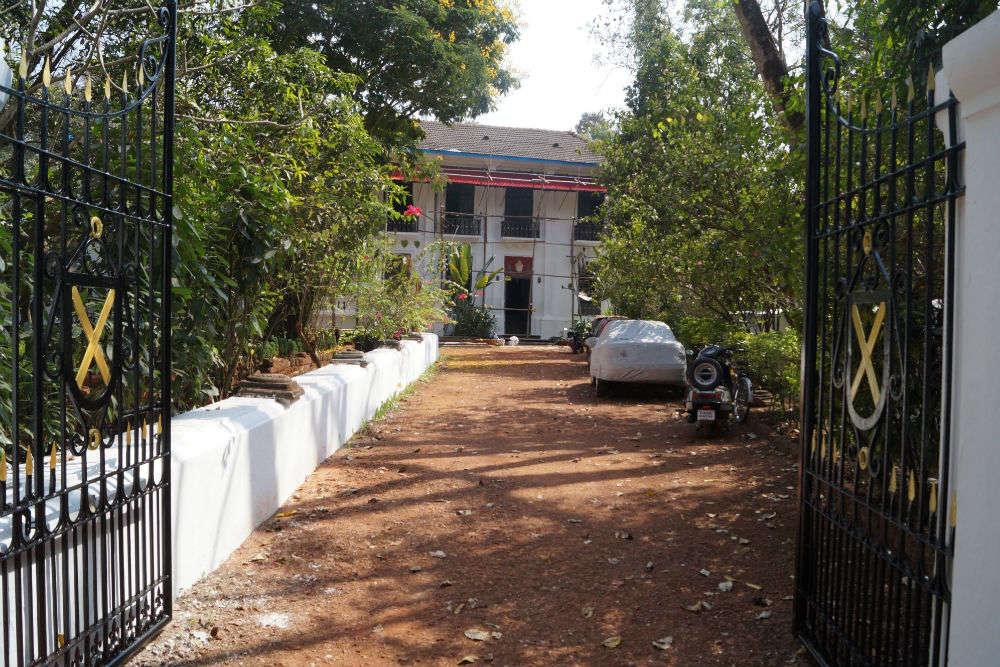 Mario Miranda's Mansion