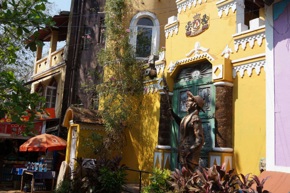 Ancestral Goa or Bigfoot Museum and Casa Alvares