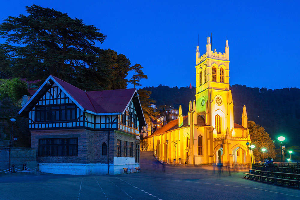 Shimla in pictures
