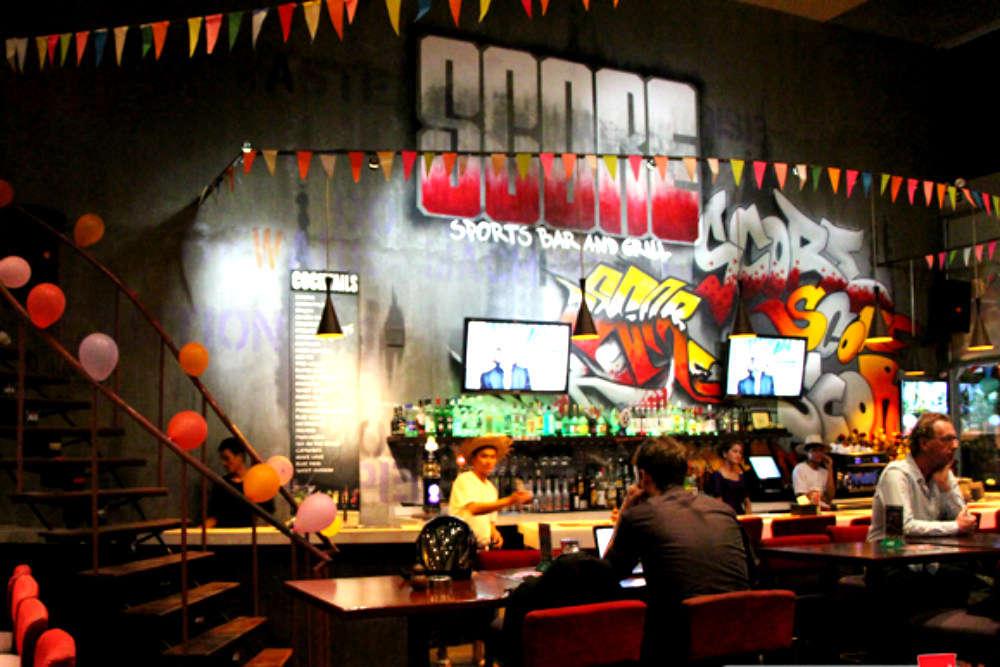 Score Sports Bar & Grill