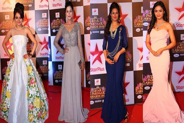 Star Parivaar Awards 2016: When TV bahus turned gorgeous babes