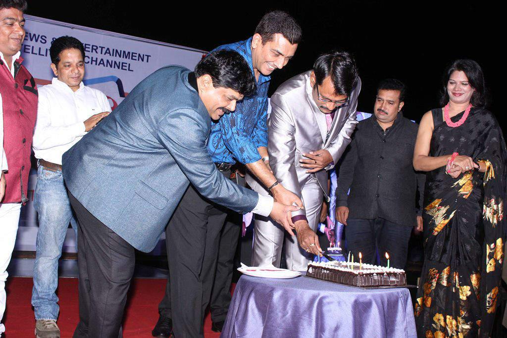 Cake Recipe Marathi Song: Vinayak Pathrudkar: New Marathi Channel Maay Marathi