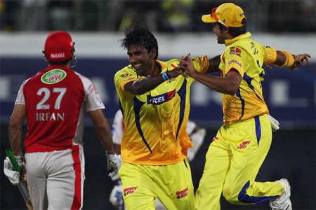 IPL flashback: L Balaji secures first hat-trick | News - Times of ...