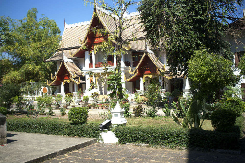 7 unconventional temples in Chiang Mai