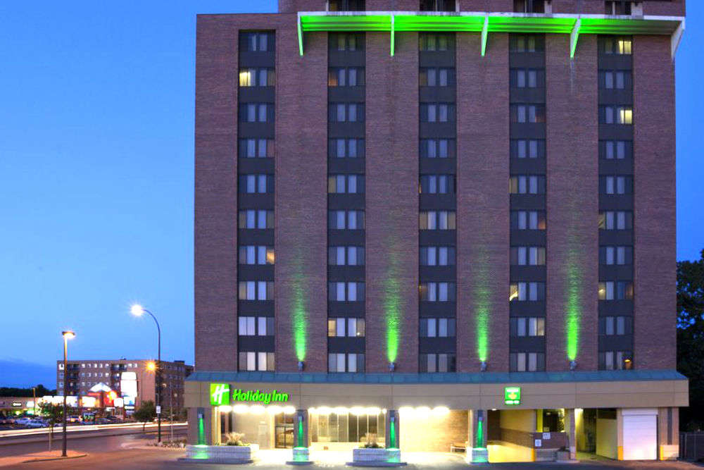 The Holiday Inn- Airport West