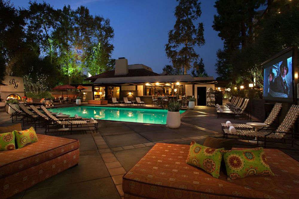 Popular luxury hotels in Los Angeles