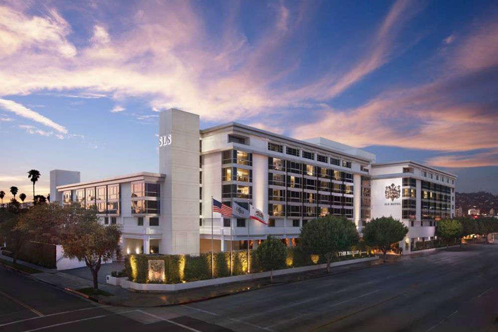 SLS Hotel at Beverly Hills