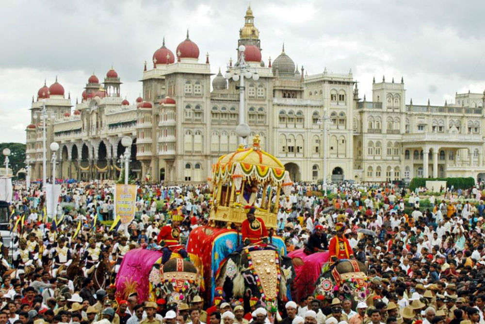 Image result for mysore dasara