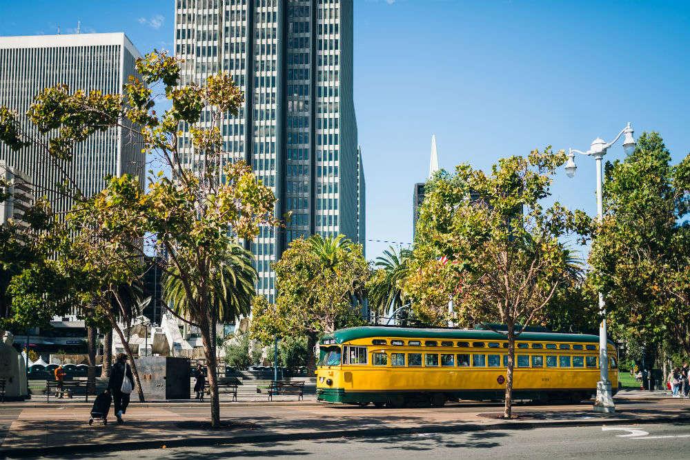 Historic Streetcar Ride