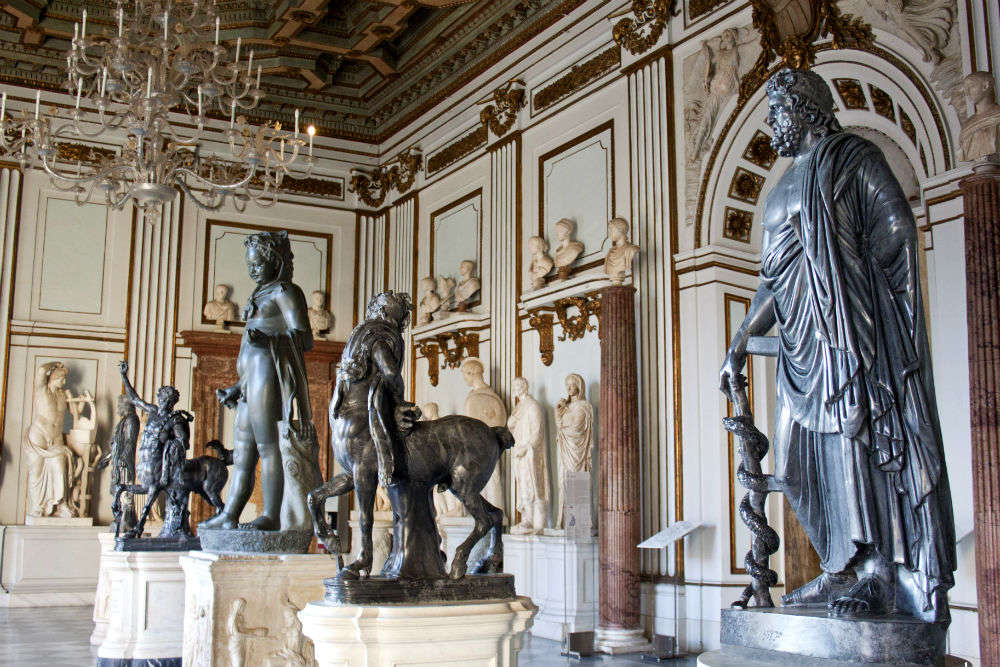 10 must-see museums and art galleries in Rome