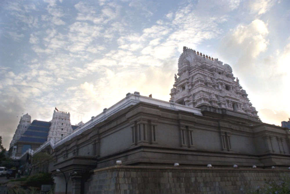 Temple tour in Bangalore