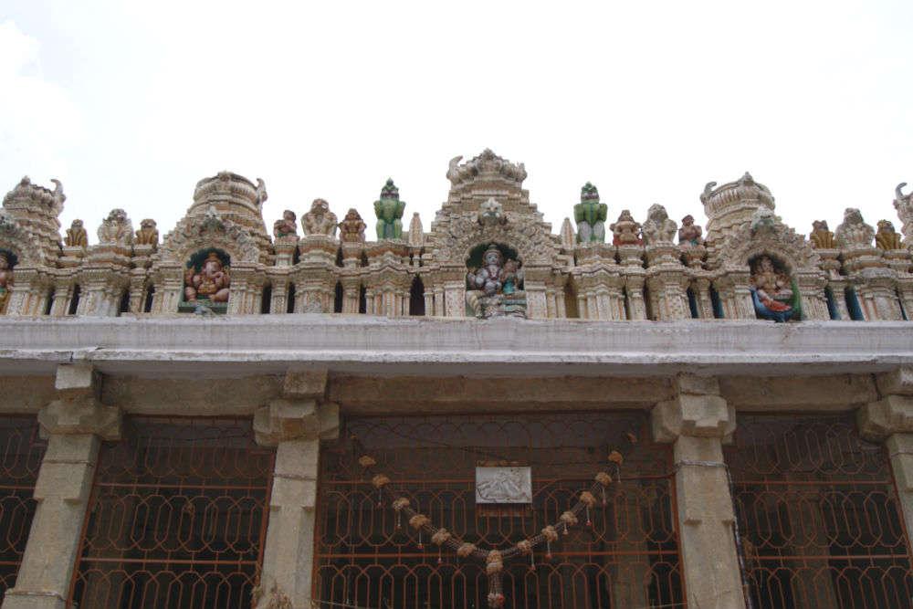 Dodda Ganeshana Gudi (Bull Temple)