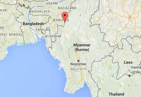 India thailand myanmar working on 1400km link road india news india thailand myanmar working on 1400km link road india news times of india gumiabroncs Images