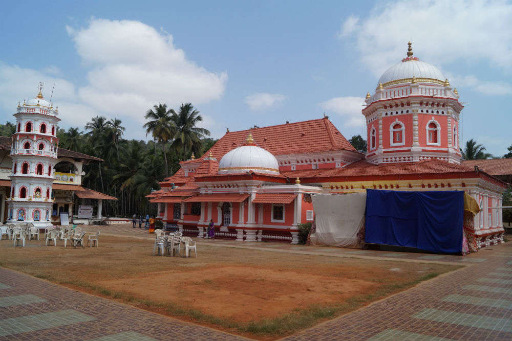 Nagesh Temple