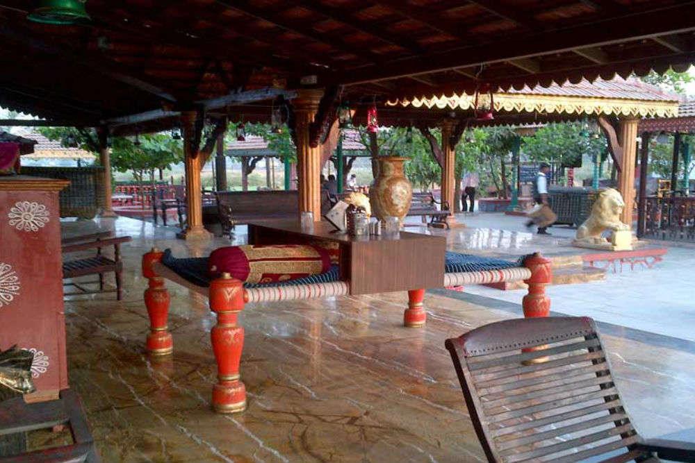 The Kinara Village Dhabha