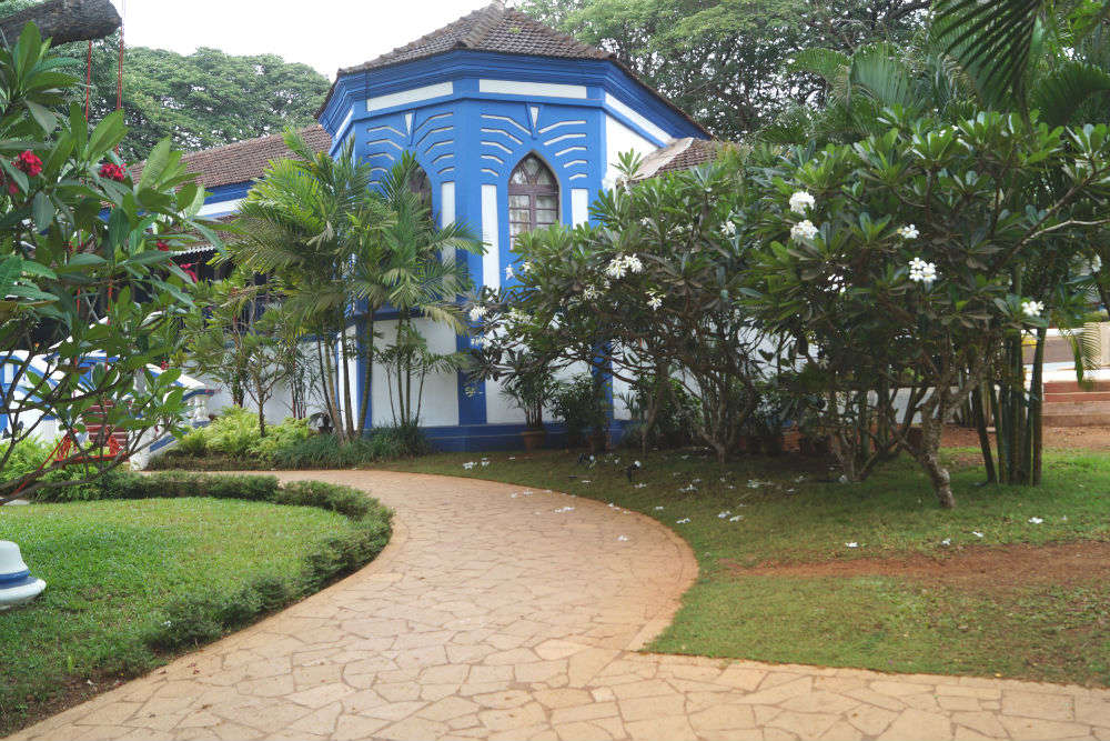 Sunaparanta—Goa Center for the Arts