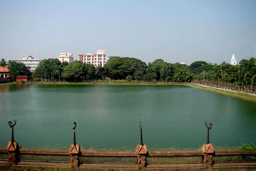 Mananchira Pond