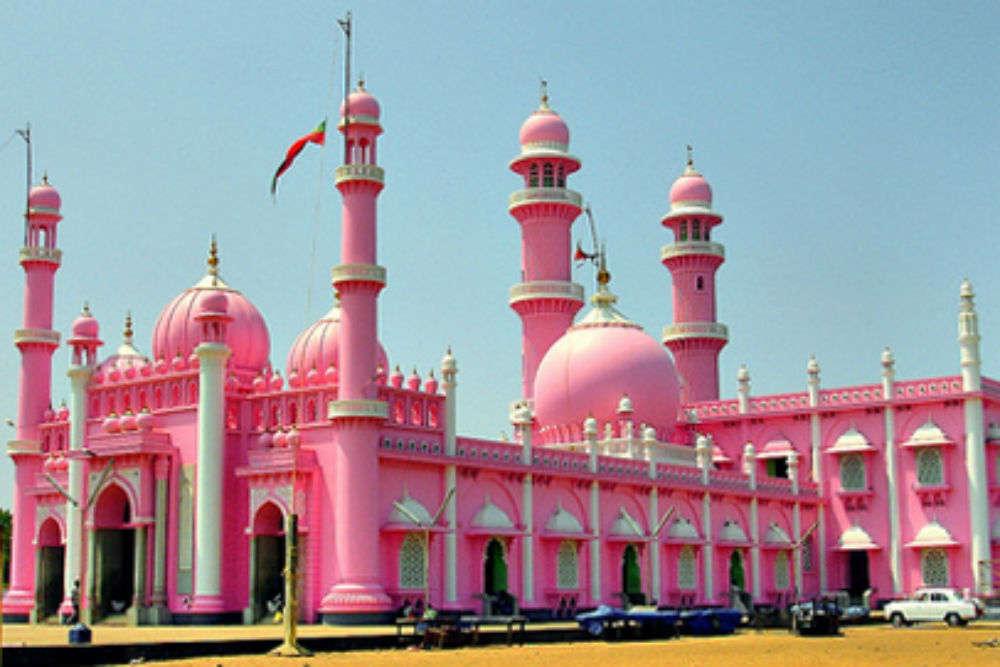 Jama Palli Mosque