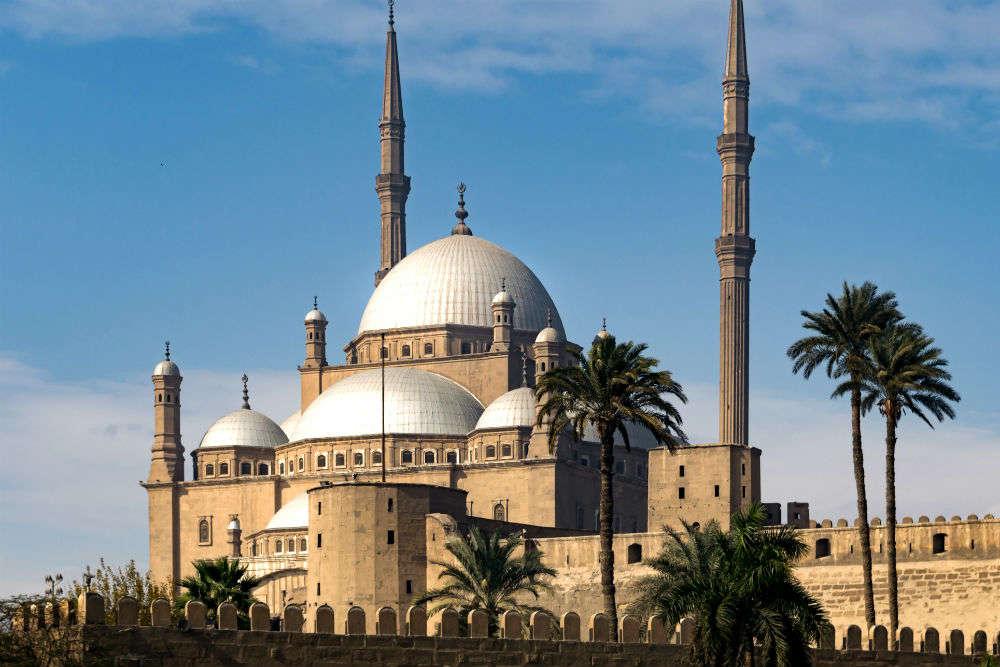 Cairo Citadel and Mosque of Muhammad Ali