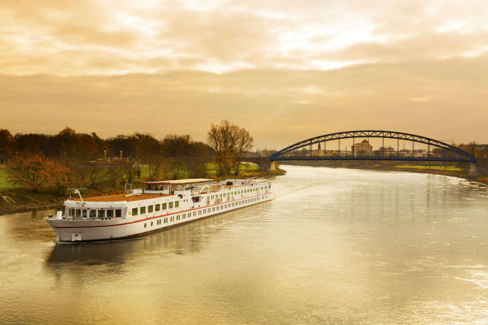 Elbe River Cruise