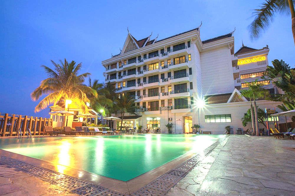 Best hotels in Phnom Penh