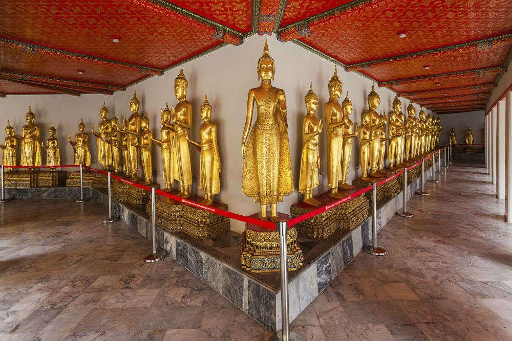 Bangkok's most awe-inspiring temples