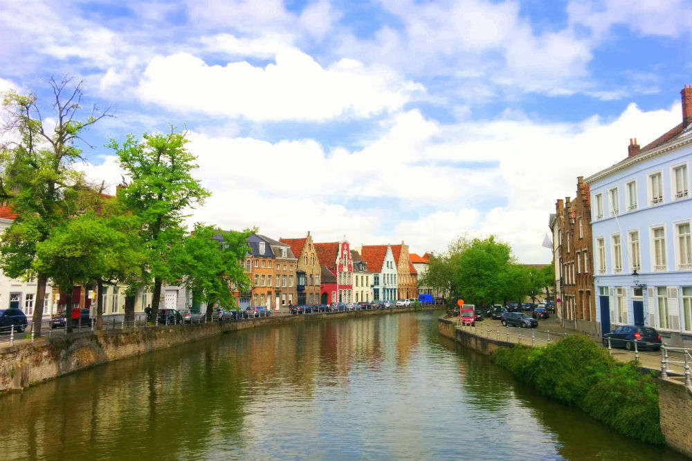 A journey through Bruges: the fairy-tale medieval town of Belgium
