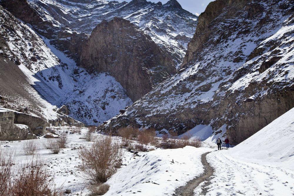 Baleni Pass