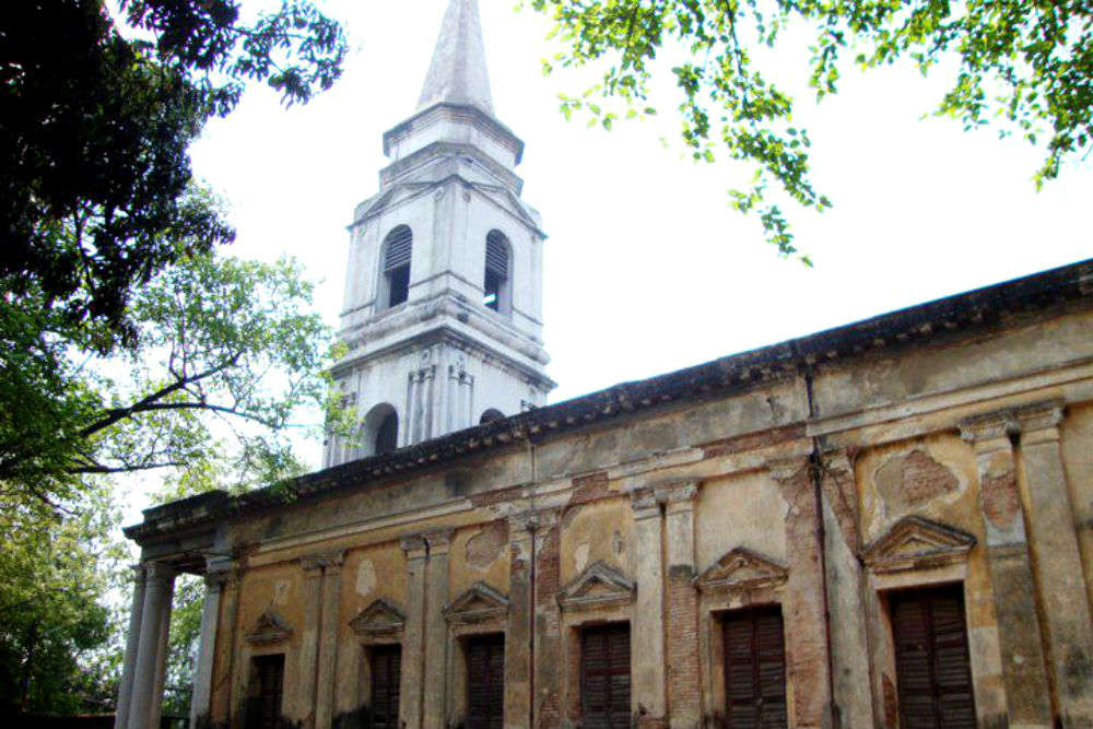 St. Olav's Church, Serampore