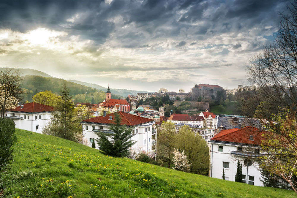 48 hours in Baden-Baden, Germany