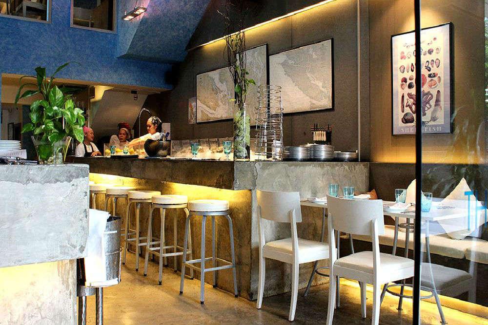 The Oyster Bar Bangkok