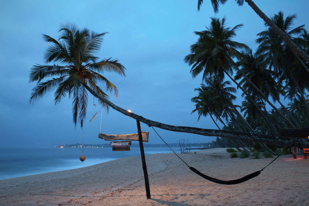 Tangalle Beach—picture perfect paradise