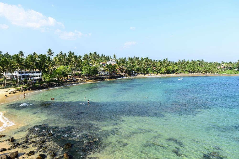 Mirissa Beach—southern beauty