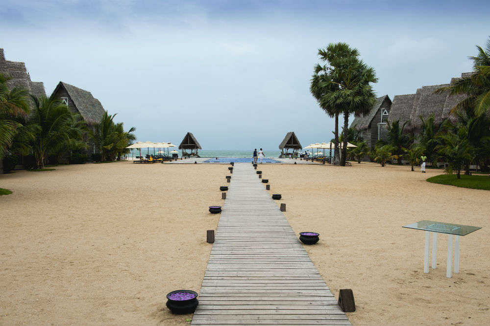 Passikudah Bay—tranquillity redefined