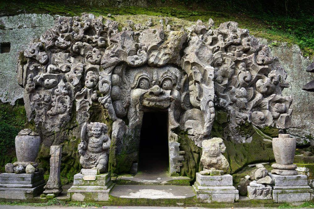 Goa Gajah—the Elephant Cave