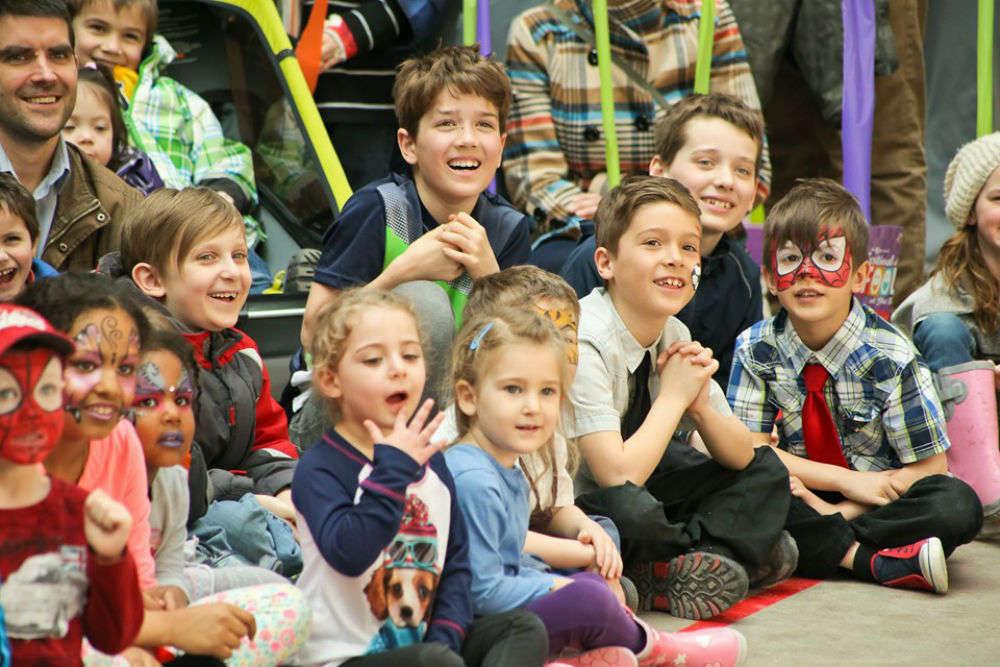 Winnipeg's International Children's Festival