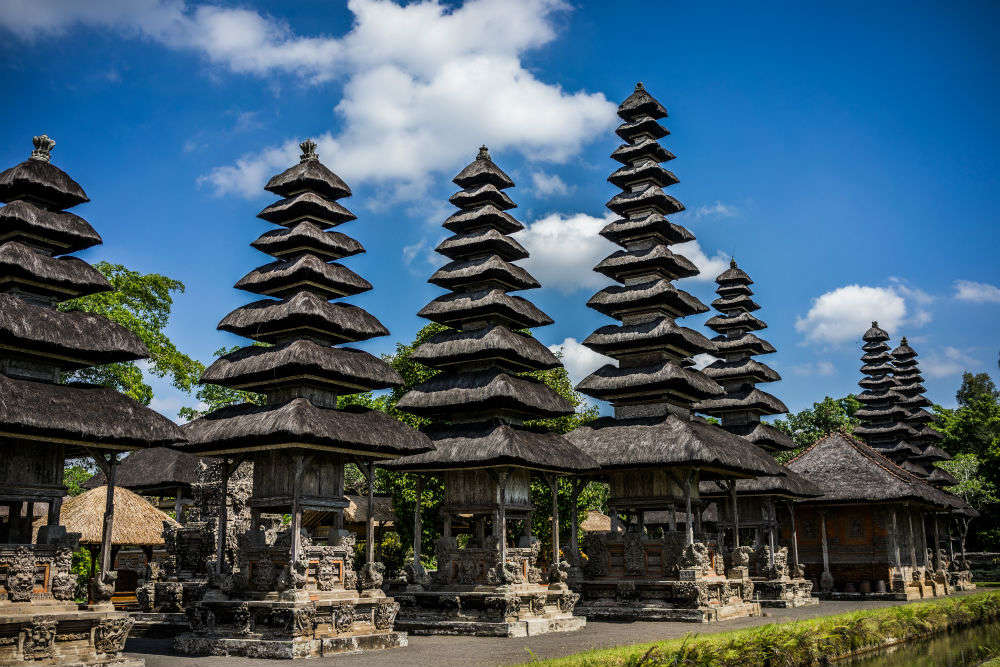 Pura Taman Ayun—the beautiful garden temple