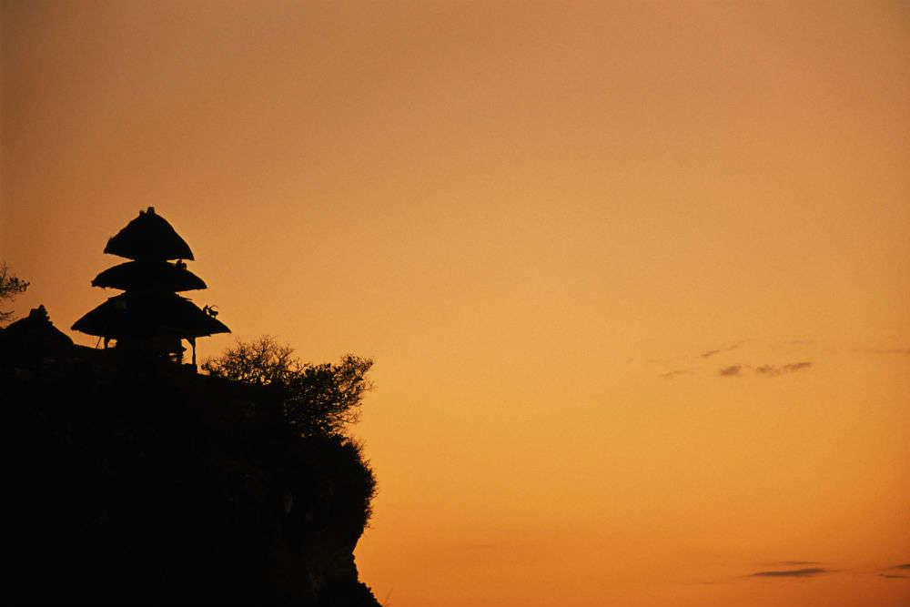 Pura Luhur Uluwatu—the clifftop temple