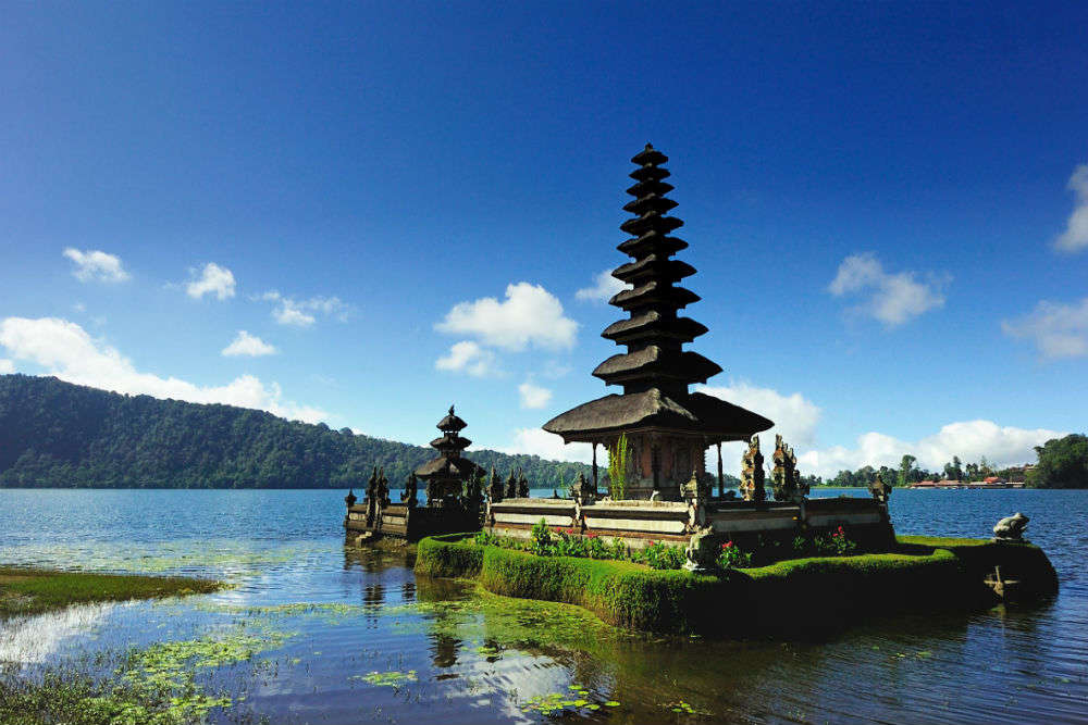 Pura Ulun Danu Bratan—the water temple