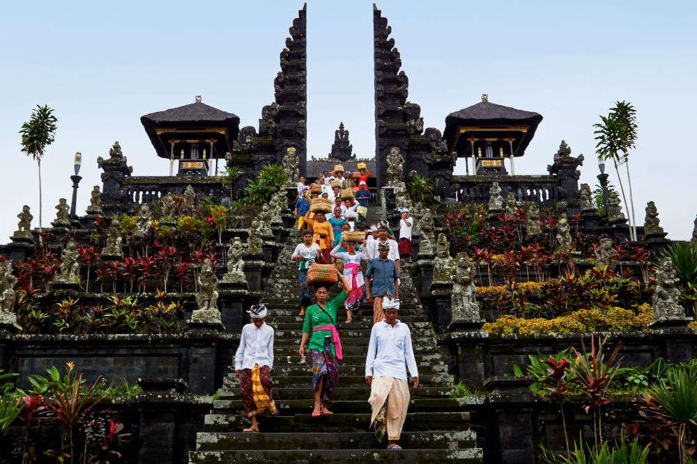 Pura Besakih—the Mother Temple