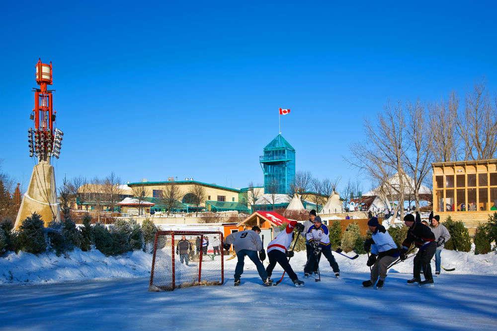 The best winter fun in Winnipeg