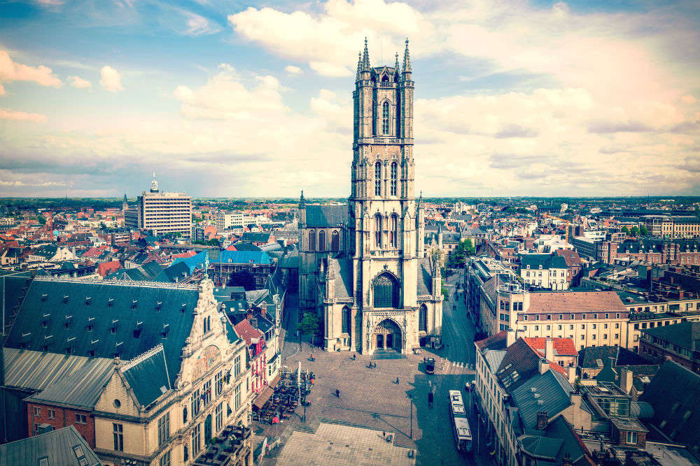 St. Bavo's Cathedral