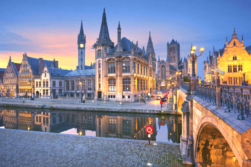 Exploring the charming city of Ghent in a day